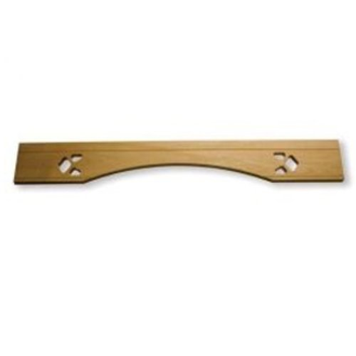 "Omega National Products Arched Valance 37"" Maple V1337MUF1"