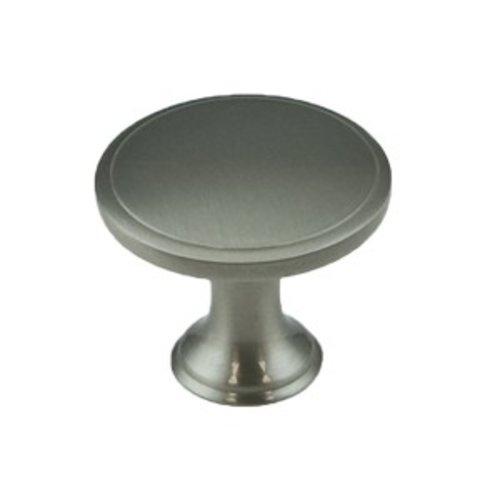Berenson Oasis 1-1/4 Inch Diameter Brushed Nickel Cabinet Knob 9255-1BPN-P