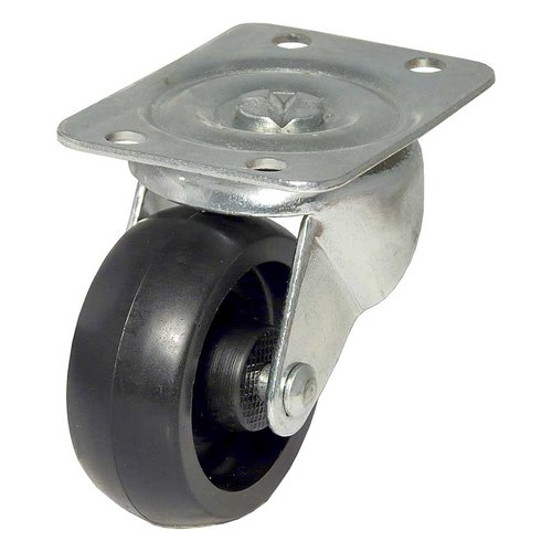 Richelieu Polypropylene Caster With Swivel - Black F25188