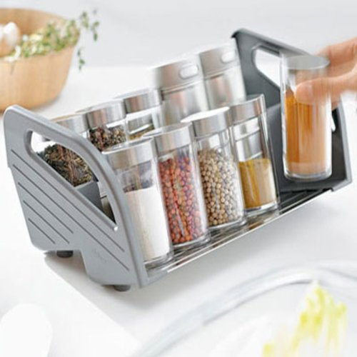Blum Spice Tray Set Stainless Steel - Includes 2 Trays ZFZ.38G0I
