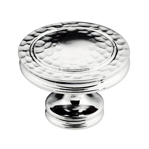 Hickory Hardware Mountain Lodge 1-3/8 Inch Diameter Chrome Cabinet Knob P3061-CH