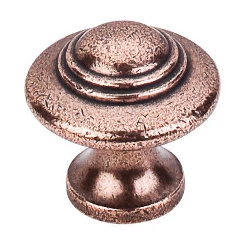 Top Knobs Britannia 1-1/4 Inch Diameter Old English Copper Cabinet Knob M15