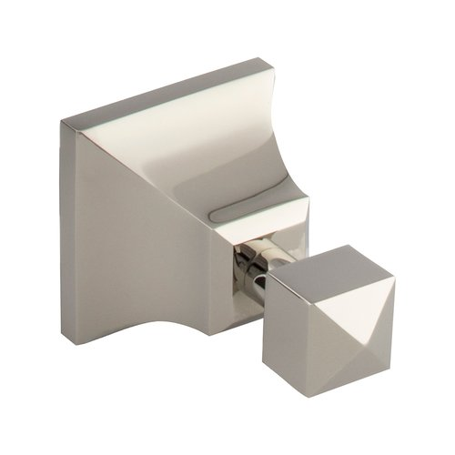 Atlas Homewares Gratitude Robe Hook Polished Nickel GRASH-PN