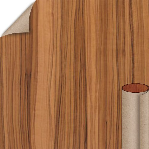 Formica Oiled Olivewood Artisan Finish 4 ft. x 8 ft. Countertop Grade Laminate Sheet 5481-43-12-48X096