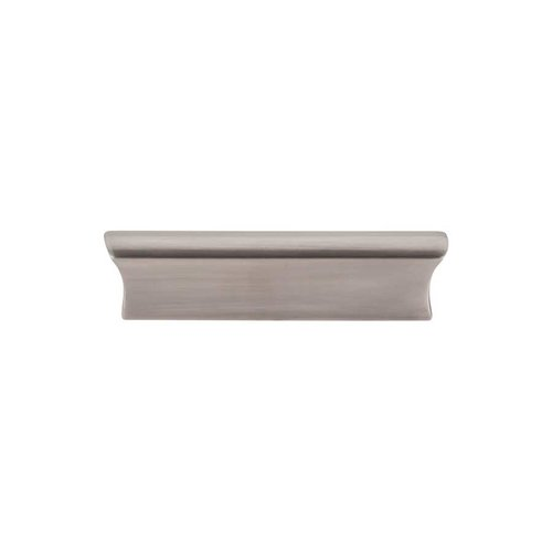 Mercer 3 Inch Center to Center Brushed Satin Nickel Cabinet Pull <small>(#TK553BSN)</small>