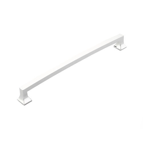 Schaub and Company Menlo Park 15 Inch Center to Center Polished Chrome Appliance Pull 539-26
