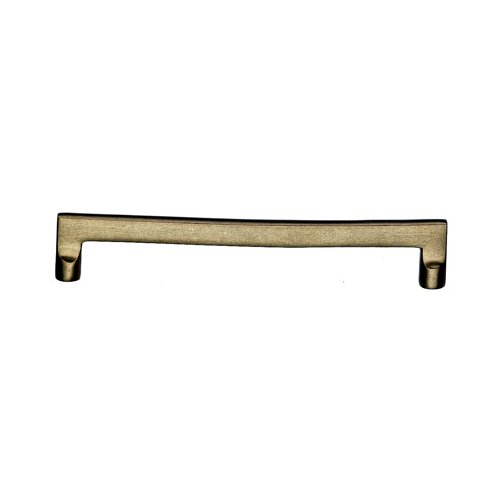 Top Knobs Aspen 9 Inch Center to Center Light Bronze Cabinet Pull M1371
