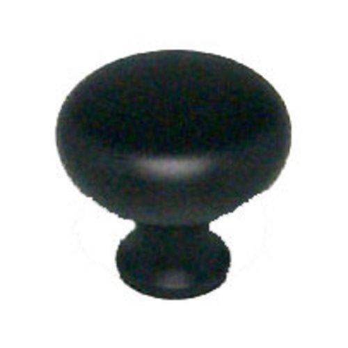 Berenson American Classics 1-3/16 Inch Diameter Rubbed Bronze Cabinet Knob 9938-110-P