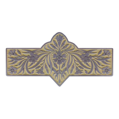 English Garden 3 Inch Center to Center Antique Pewter Cabinet Pull <small>(#NHP-678-AP-B)</small>