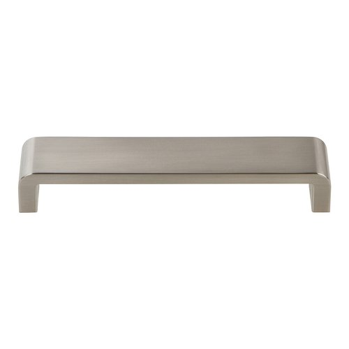 Platform Pull 160MM C/C Brushed Nickel <small>(#A916-BN)</small>