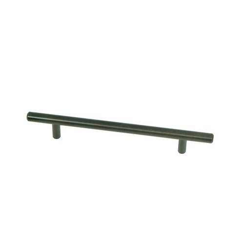 Stone Mill Hardware Stockholm 6 Inch Center to Center Oil Rubbed Bronze Cabinet Pull CP4009-OB
