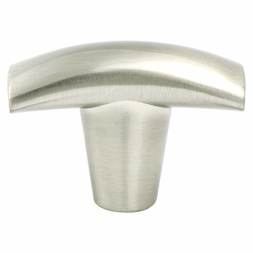 Berenson Meadow 1-3/4 Inch Diameter Brushed Nickel Cabinet Knob 2310-1BPN-P
