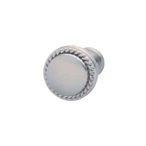 Hafele Americana 1-3/16 Inch Diameter Brushed Nickel Cabinet Knob 133.79.051