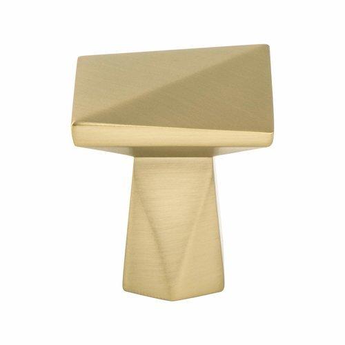 Berenson Swagger 1-3/16 Inch Diameter Modern Bronze Cabinet Knob 2368-1MDB-P