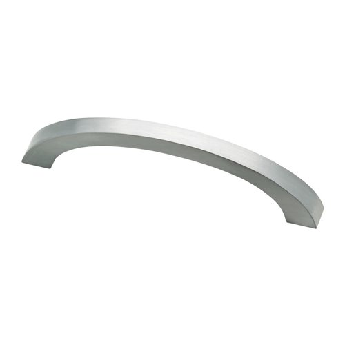 Liberty Hardware Simple Comforts 3-3/4 Inch Center to Center Satin Chrome Cabinet Pull P30943-SC-C