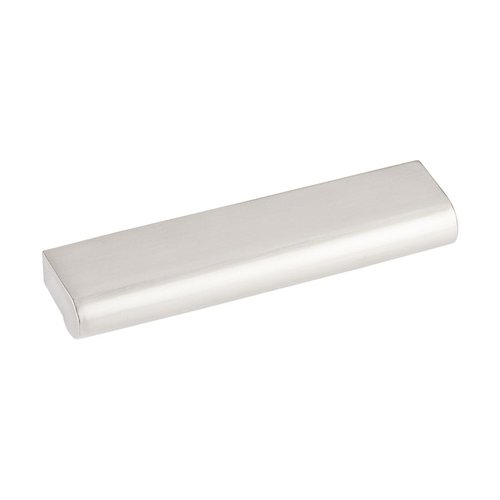 Elements by Hardware Resources Capri 3 Inch Center to Center Satin Nickel Cabinet Pull 4656SN