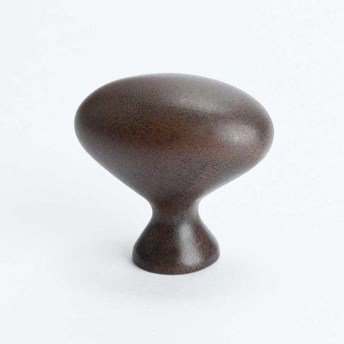Berenson Advantage Plus 3 1-5/16 Inch Diameter Rust Glaze Cabinet Knob 0917-1RG-P