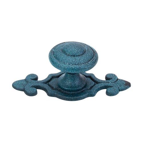 Top Knobs Britannia 1-1/4 Inch Diameter Verdigris English Cabinet Knob M29