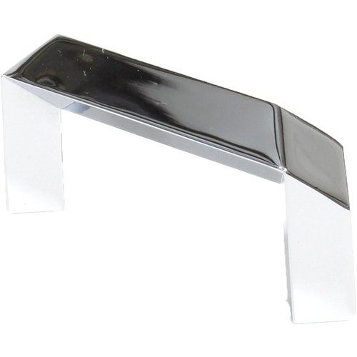 Century Hardware Venus 2-1/2 Inch Center to Center Polished Chrome Cabinet Pull 24251-26