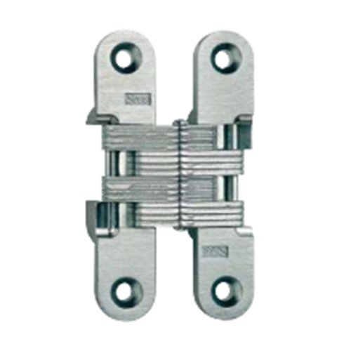 Soss #212 Invisible Hinge Un-plated 212UNP