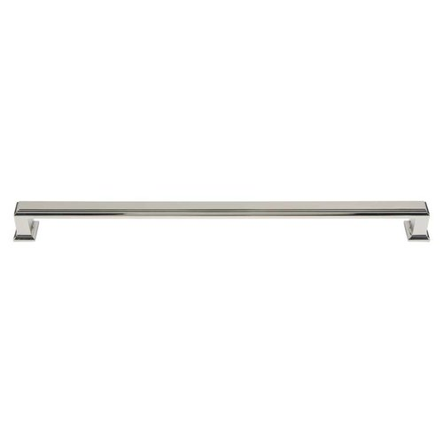 Atlas Homewares Sutton Place 18 Inch Center to Center Polished Nickel Appliance Pull AP10-PN
