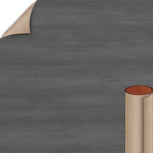 Phantom Charcoal Wilsonart Laminate 5X12 Horizontal Gloss Line 8214K-28-350-60X144