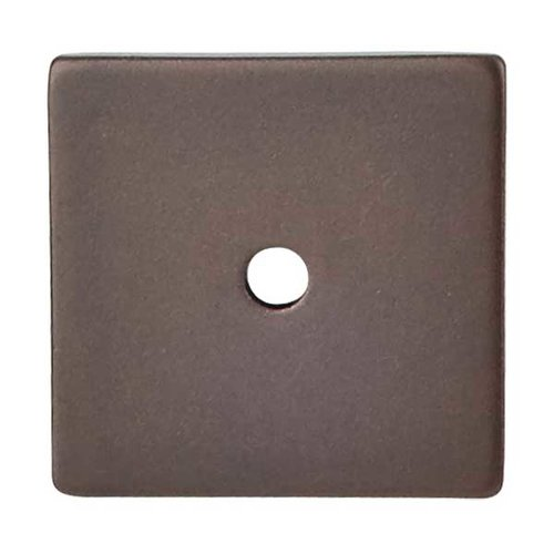 Top Knobs Sanctuary 2-5/8 Inch Length Oil Rubbed Bronze Back-plate TK95ORB