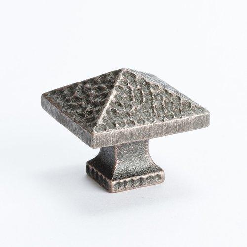 Berenson American Craftsman 1-1/4 Inch Diameter Dark Copper Cabinet Knob 2237-1DC-P
