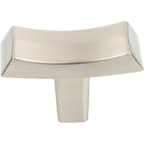 Century Hardware L'Arco 1-13/16 Inch Diameter Satin Nickel Cabinet Knob 25919-15