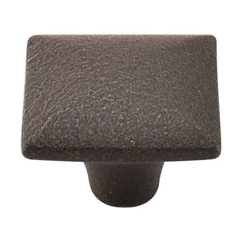 Top Knobs Chateau 1-3/8 Inch Diameter Rust Cabinet Knob M265