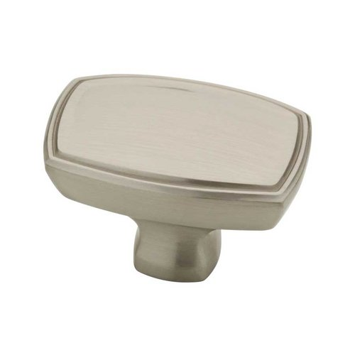 Liberty Hardware Julian 1-1/2 Inch Diameter Satin Nickel Cabinet Knob P22438-SN-C