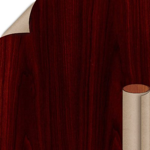 Wilsonart Empire Mahogany Textured Gloss Finish 5 ft. x 12 ft. Countertop Grade Laminate Sheet 7122TK-07-350-60X144