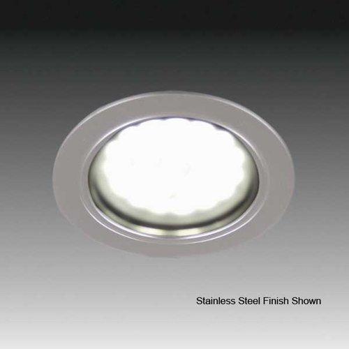 Hera Lighting KB12-LED White Spotlight - Cool White KB12LEDWH/CW