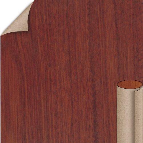 Nevamar Regency Mahogany Velvet Finish 4 ft. x 8 ft. Countertop Grade Laminate Sheet W8352V-V-H5-48X096