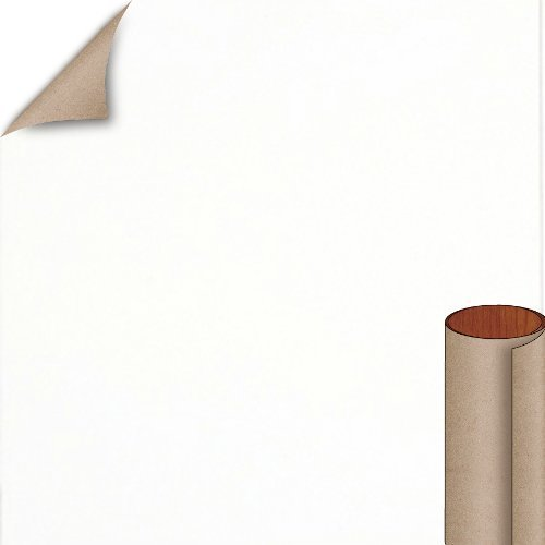 Nevamar Bone White Textured Finish 5 ft. x 12 ft. Countertop Grade Laminate Sheet S7032T-T-H5-60X144