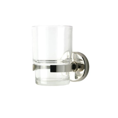Wall Mount Tumbler Holder Polished Nickel <small>(#2216US14)</small>