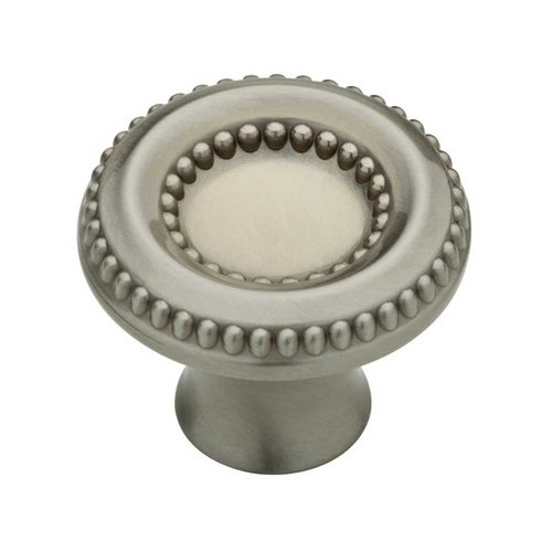 Liberty Hardware Taryn 1-3/8 Inch Diameter Satin Nickel Cabinet Knob P28188-SN-C
