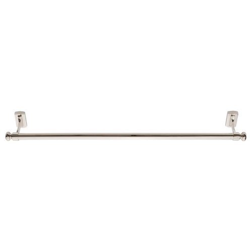 Atlas Homewares Legacy Towel Bar 24 inch Polished Nickel LGTB24-PN