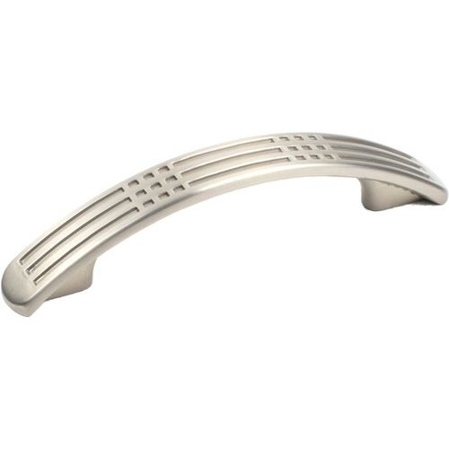 Century Hardware Majestic 3 Inch Center to Center Dull Satin Nickel Cabinet Pull 29533-DSN