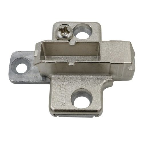 Blum Clip 2 Piece Mounting Plate For Euroscrew 6MM 175H9160