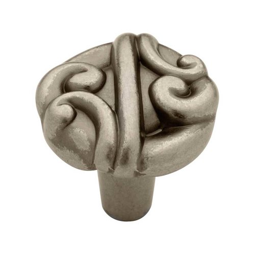 Liberty Hardware Montrose 1-3/16 Inch Diameter Antique Iron Cabinet Knob P16594C-AI-C