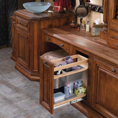 "Rev-A-Shelf 8"" Vanity Grooming Center 445-VCG20-8"