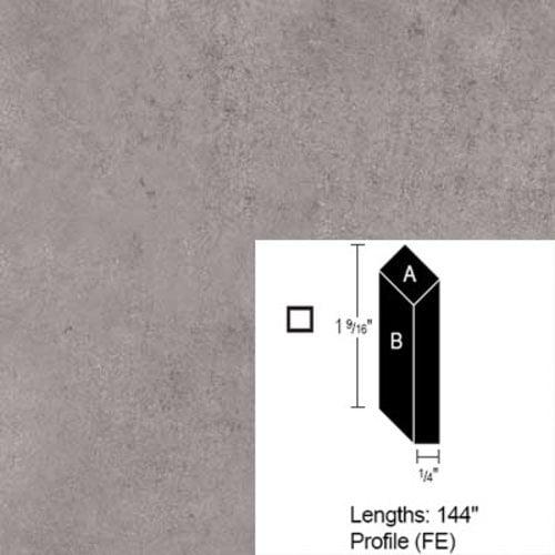 Wilsonart Bevel Edge - Pearl Soapstone - 4 ft (Pack of 3) CE-FE-144-4886-38