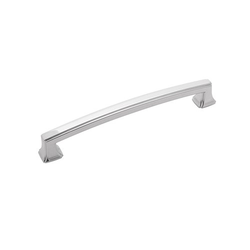 "Hickory Hardware Bridges Pull 6-5/16"" C/C Chrome P3235-CH"
