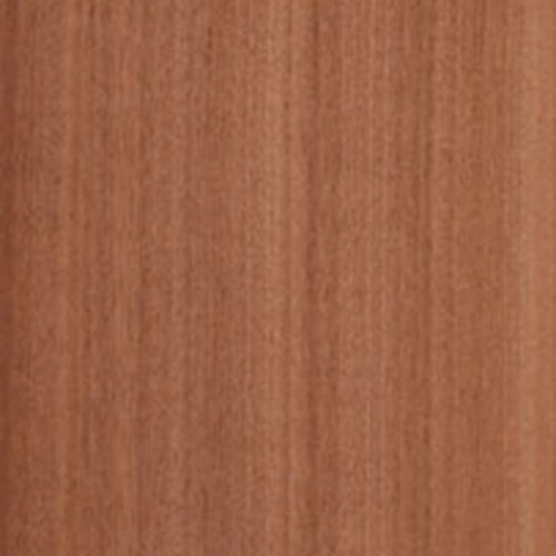 Veneer Tech African Mahogany Wood Veneer Plain Sliced Wood Backer 4 feet x 8