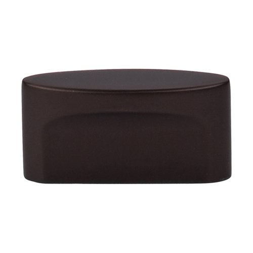 Top Knobs Sanctuary 1-1/2 Inch Center to Center Oil Rubbed Bronze Cabinet Knob TK74ORB