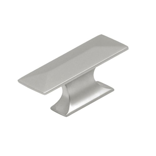 Hickory Hardware Bungalow 2-5/16 Inch Length Pearl Nickel Cabinet Knob P2152-PN
