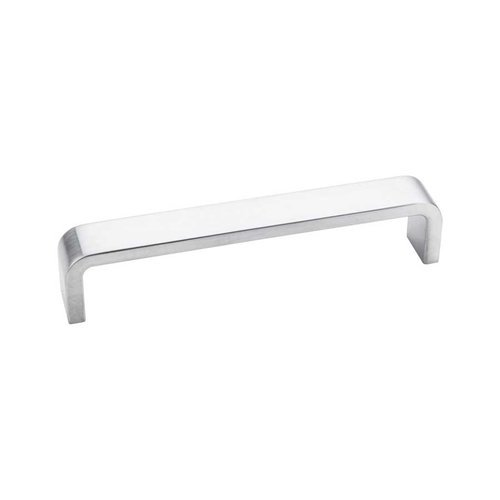 Elements by Hardware Resources Asher 5-1/16 Inch Center to Center Brushed Chrome Cabinet Pull 193-128BC