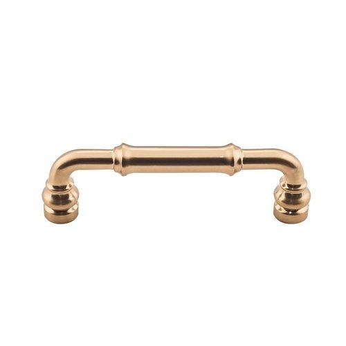 Top Knobs Devon Brixton Pull 3 3/4 inch Center to Center Honey Bronze TK883HB