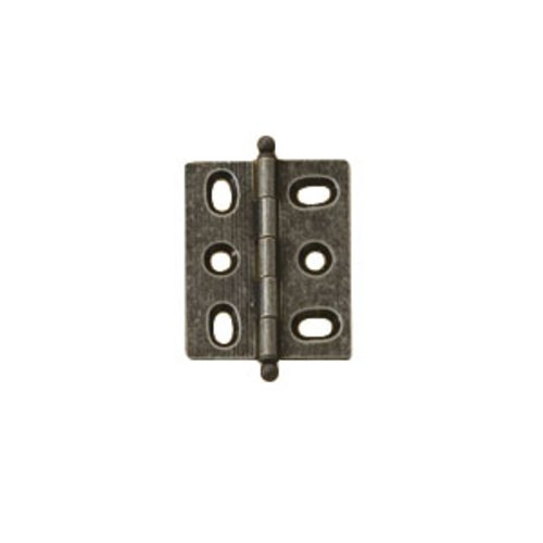 Hafele Elite Mortised Butt Hinge 50X40mm - Pewter 354.17.910